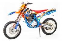 Мотоцикл Кросс Motoland CRF250 MOTARD/STUNT