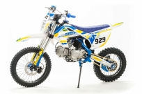 Питбайк Motoland TCX140 (2021 г.) синий