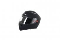 Шлем (интеграл) Ataki JK316 Solid черный матовый XL