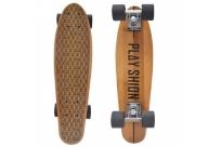 Скейтборд бамбуковый PLAYSHION