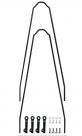 Комплект U-стоек для крыльев VELO42 URBAN и VELO47 TREKKING