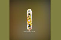 "Скейтборд RIDEX 31.7""X8.125"", ABEC-7, Cuba"
