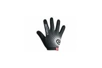 Перчатки INSTINCT long, чёрно-белые XL