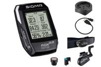 Велокомпьютер SIGMA ROX GPS 11.0 set чёрный