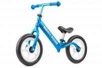 Беговел из чистого алюминия Small Rider Foot Racer Light (голубой)