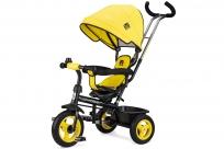 Детский трехколесный велосипед Small Rider Voyager (Вояджер) (желтый)