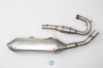 Глушитель в сборе Avantis Enduro 250Pro (карбюр.)