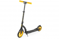 Самокат с большими колесами Zycom Easy Ride 230 (черно-желтый)