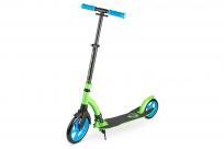 Самокат с большими колесами Zycom Easy Ride 230 (зелено-голубой)