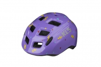 Шлем KLS ZIGZAG фиолетовый XS