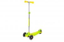 Трехколесный самокат Small Rider Galaxy Maxi (CZ) (зелено-желтый)