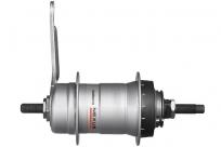 Втулка планетарн. Shimano Nexus, 3C41, 28 отв, 3ск, ножн. тор., 120x168мм