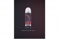 """Скейтборд RIDEX 31.6""""X8"""", ABEC-5, Blacksea"""