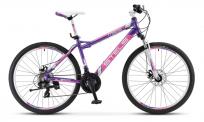"Велосипед 26"" Stels Miss 5100 MD фиолет., рама 17"""